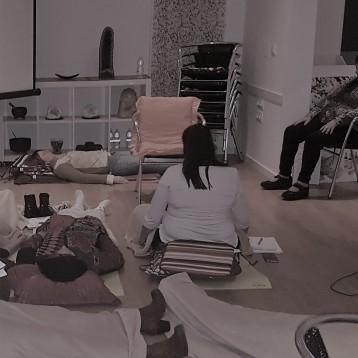 hipnosis en grupo
