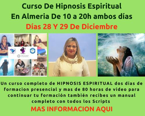 espiritual almeria