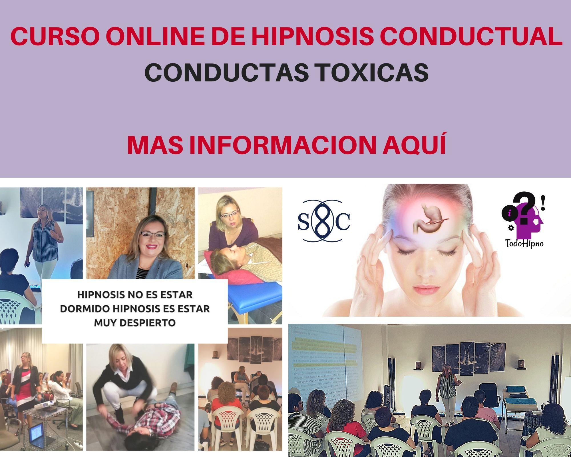 Copia de Copia de CURSO ONLINE HIPNOSIS CONDUCTUAL